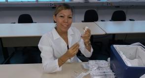 Foto - Campanha de Vacinação contra gripe na Sefaz
