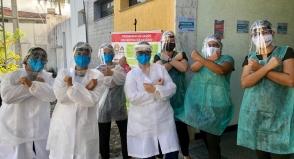 Foto - Campanha de Vacinação contra a gripe